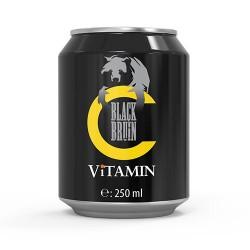 Black Bruin Vitamin 250ml x 24 adet